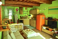 Prato Vacation Apartment Rentals, #100Prato: 1 bedroom, 1 bath, sleeps 4