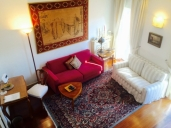 Rome Vacation Apartment Rentals, #142: 2 bedroom, 1 bath, sleeps 3