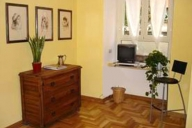 Rome Vacation Apartment Rentals, #206: 1 bedroom, 1 bath, sleeps 4