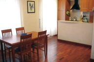 Rome Vacation Apartment Rentals, #270: 1 bedroom, 1 bath, sleeps 5
