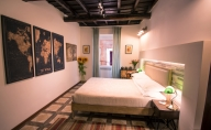 Rom Vacation Apartment Rentals, #285: 2 Schlafzimmer, 2 Bad, platz 6