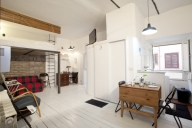 Rome Vacation Apartment Rentals, #300: 1 slaapkamer, 1 bad, Slaapplekken 4