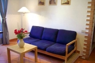 Rome Vacation Apartment Rentals, #451: 1 bedroom, 1 bath, sleeps 3