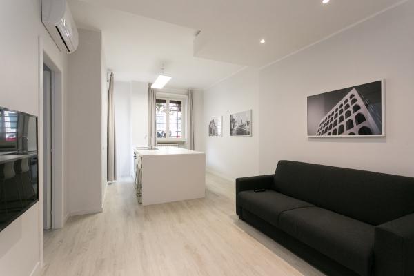Prati, Modern Design Close To The Vatican: Rome Appartement #5500Rome