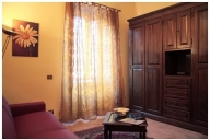Rome Vacation Apartment Rentals, #613c: 1 bedroom, 1 bath, sleeps 4