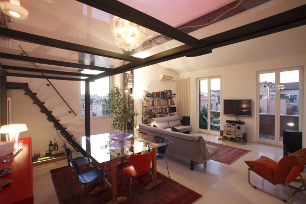 Apartment In Rome Italy