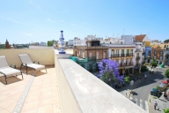 Seville Vacation Apartment Rentals, #100eSeville: 3 Schlafzimmer, 2 Bad, platz 6
