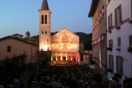 Spoleto Vacation Apartment Rentals, #101SPR: 2 Schlafzimmer, 1 Bad, platz 4