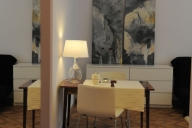 Warsaw Vacation Apartment Rentals, #101WR: 1 Schlafzimmer, 1 Bad, platz 4