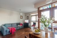 Warsaw Vacation Apartment Rentals, #105Warsaw: 1 Schlafzimmer, 1 Bad, platz 4