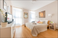 Warsaw Vacation Apartment Rentals, #105bWarsaw: 1 camera, 1 bagno, Posti letto 4